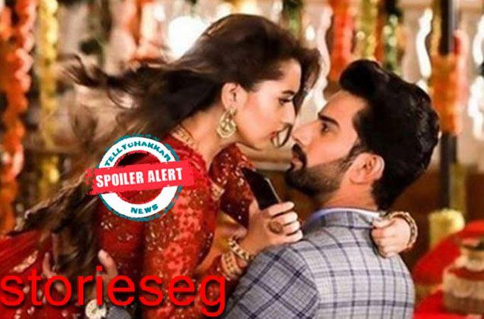 مشهد من مسلسل قفص الجمال الهندي المثير