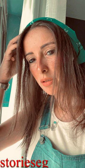 الجميلة جيلان علاء