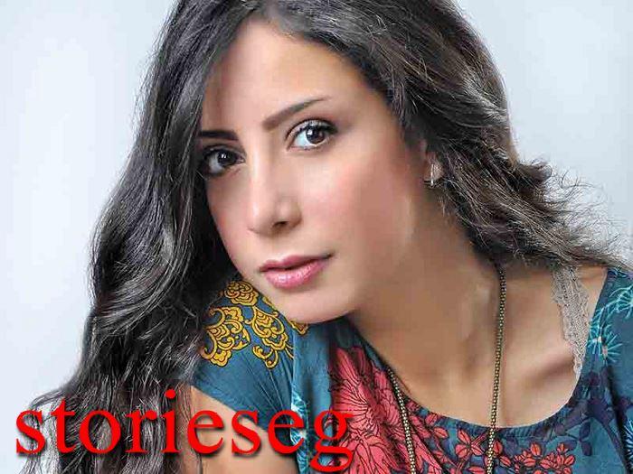 الممثلة الموهوبة ياسمين رحمي