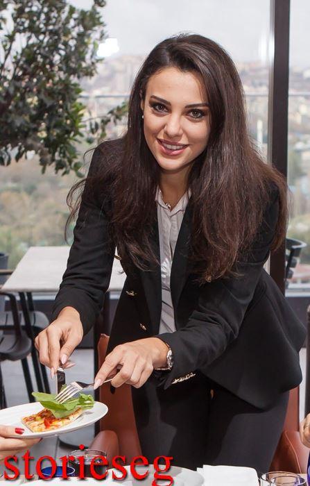 الممثلة توفانا توركاي