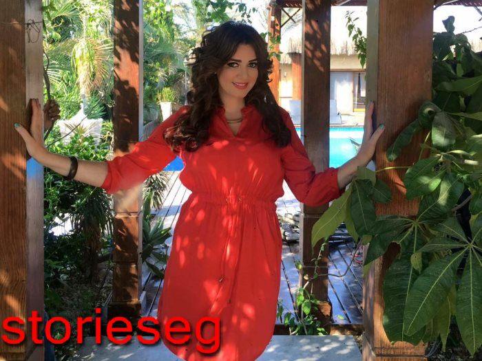 الممثلة حسناء سيف الدين
