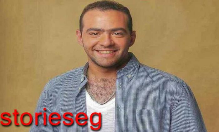 الممثل كريم عبد الجواد