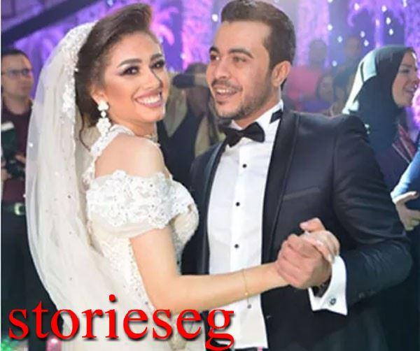 طه خليفة وزوجته ريم احمد