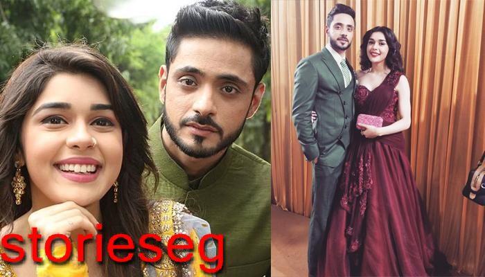عائشة سينغ و حبيبها الفنان عدنان خان