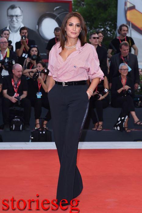 الممثلة الموهوبة هند صبري