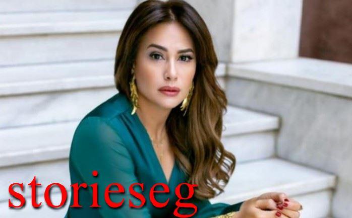 الممثلة هند صبري