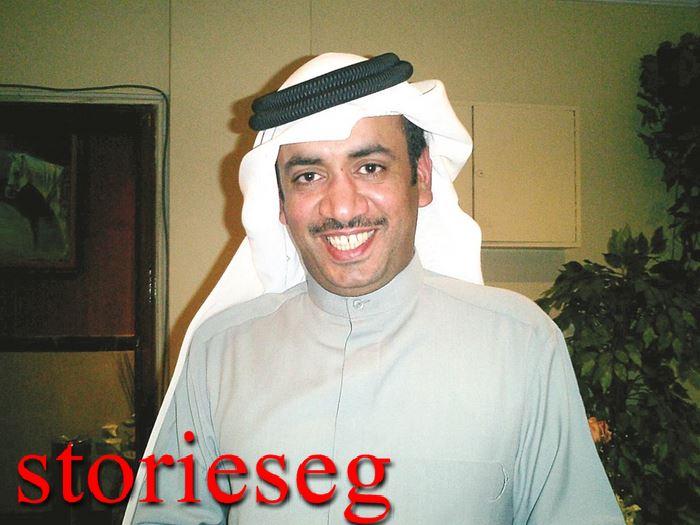 الممثل الكويتي أحمد العونان