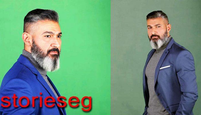 الممثل ياسر جلال