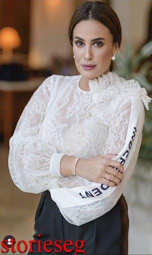 النجمة هند صبري بطلة مسلسل عايزة اتطلق