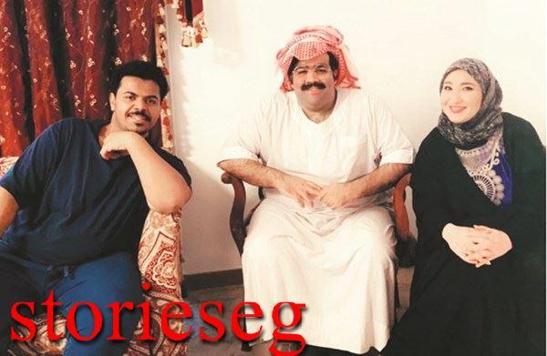 مشهد من مسلسل مواطن ملعون ابو خيري