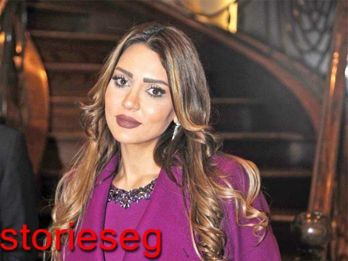 ممثلة الدراما عبير احمد