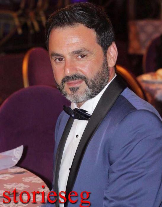 الفنان يوسف حداد