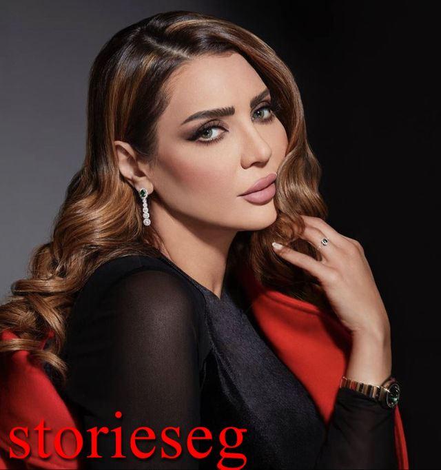 الممثلة عبير احمد