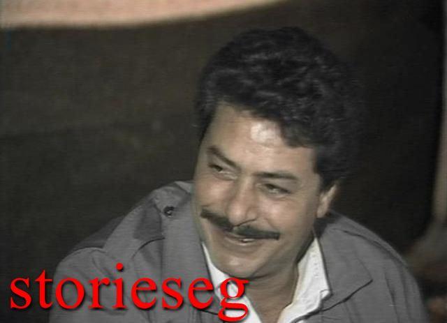 الممثل محمد العبادي