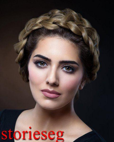 الفنانة الموهوبة هيا عبد السلام