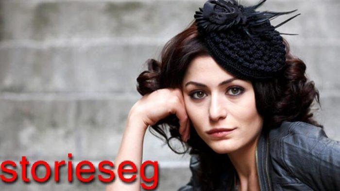 الممثلة التركية دنيز تشاكر