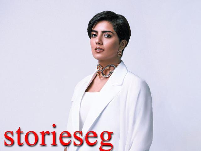 الممثلة هيا عبد السلام