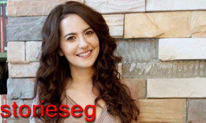 الممثلة التركية ازجى شينلر