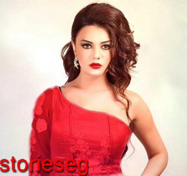 الممثلة العراقية جمانة كريم