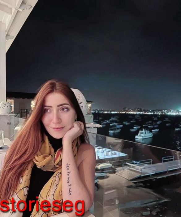 الممثلة الاء سنان