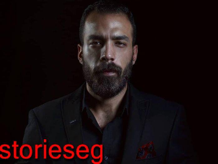 الممثل خالد حجاج عبد العظيم