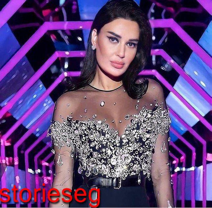 النجمة سيرين عبد النور