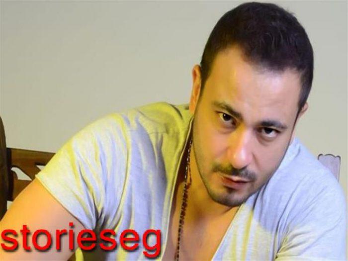 الفنان محمد نجاتى بطل مسلسل اللغز