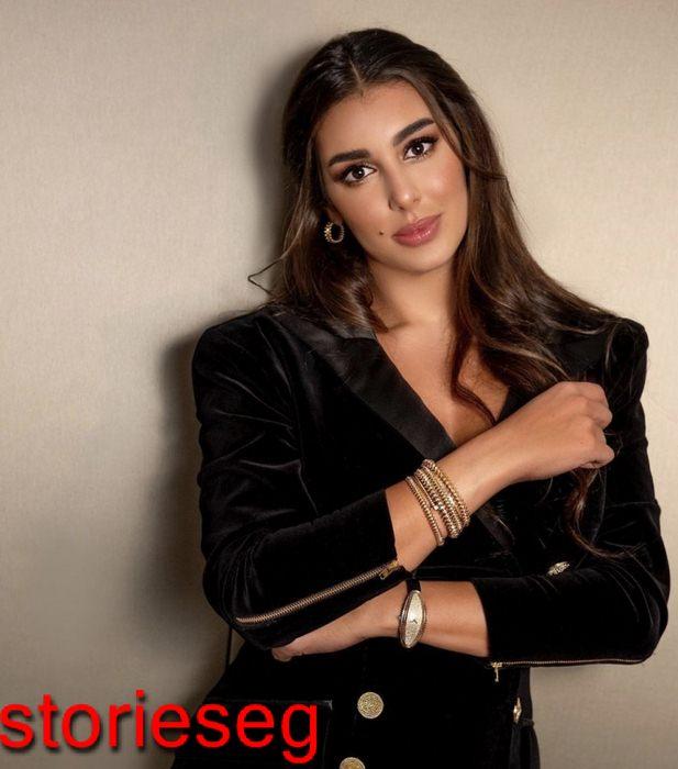 الفنانة ياسمين صبرى بطلة مسلسل حلم ليال