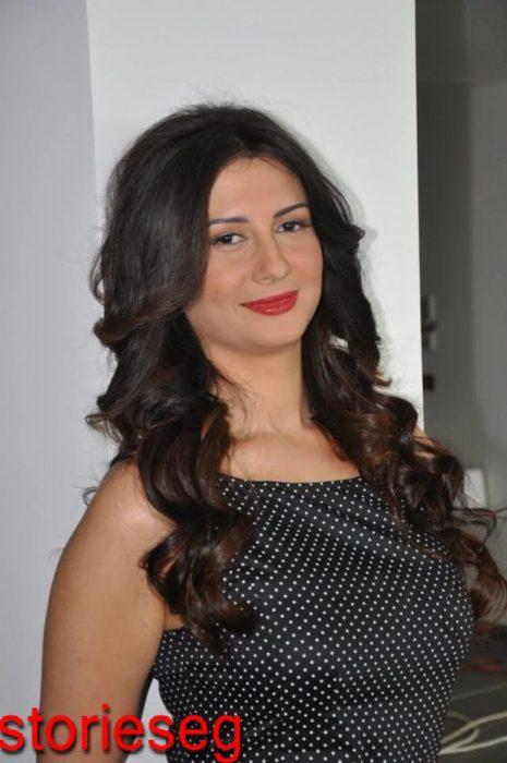 الممثلة السورية ريم علي