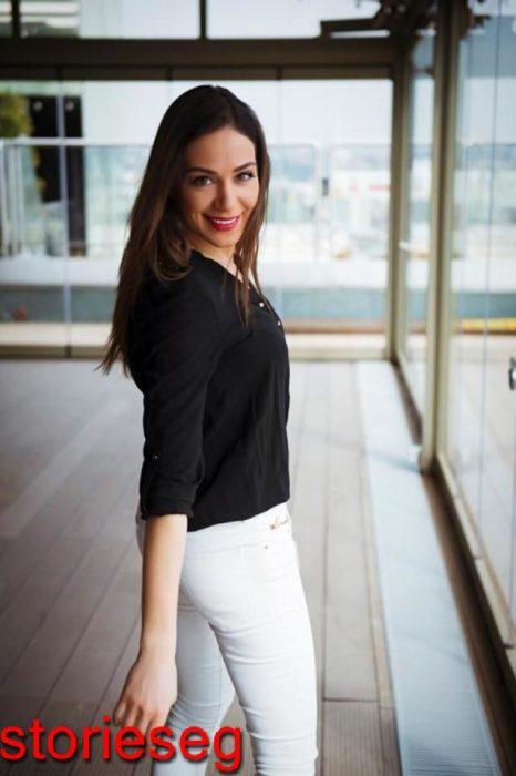 الممثلة المتالقة اوزجى بوراك